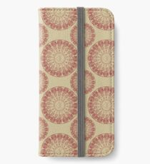 Runic Love Protection Woman Toward Man (red) iPhone Wallet/Case/Skin