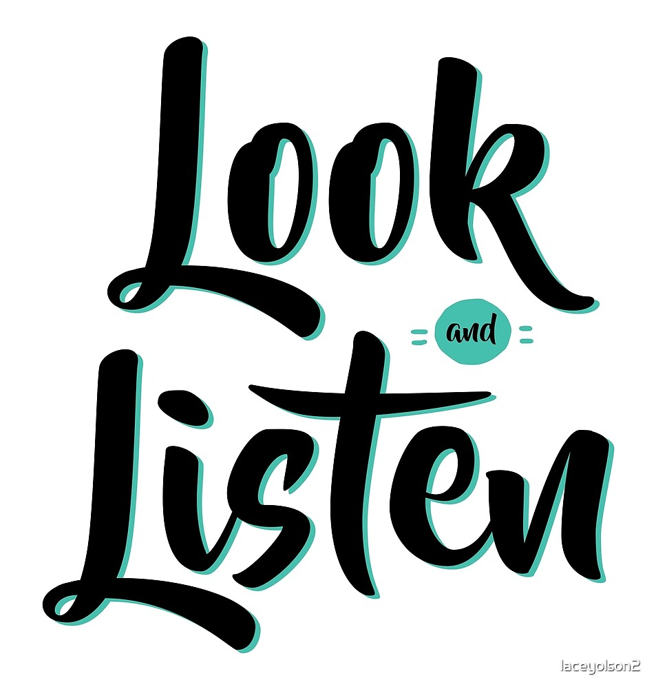 Learning How to Look & Listen