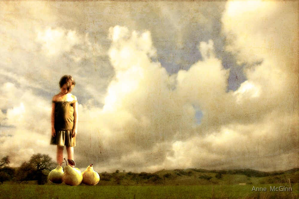 Things Grow Big Around Here by Anne  McGinn