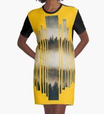 Les brumes Jurassienne Robe t-shirt