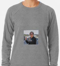 LISA SU Lightweight Sweatshirt