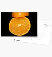 ORANGE Postcards