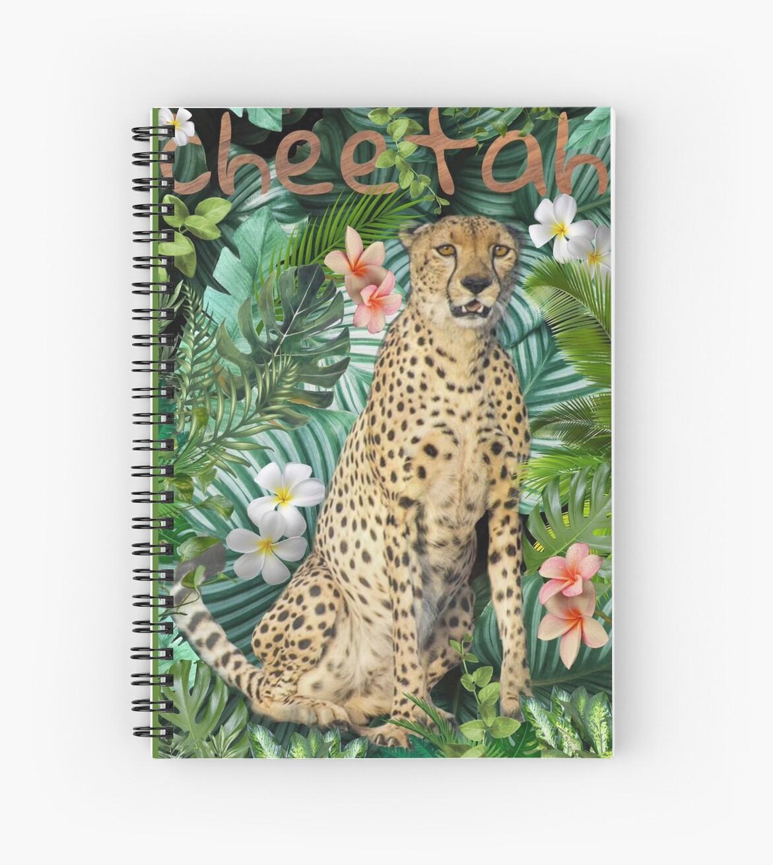 Cheetah in the jungle by BrigidMartin