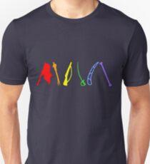 Marching Arts Rainbow  Unisex T-Shirt