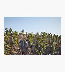 Eagle's Overlook Photographic Print