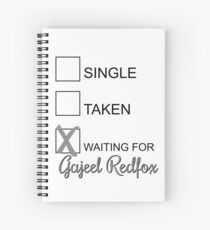 Warten auf: GAJEEL REDFOX Spiralblock