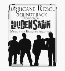 Hurricane Soundtrack iPad Case/Skin