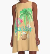 Urlaubsreif A-Line Dress