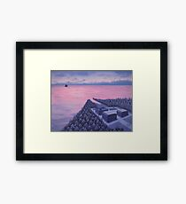 Route 21 Framed Print