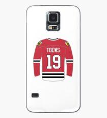 Chicago Blackhawks - Johnathan Toews Case/Skin for Samsung Galaxy