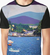 Bantry Bay, County Cork, Ireland Graphic T-Shirt
