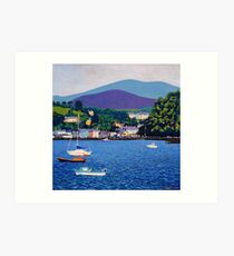 Bantry Bay, County Cork, Ireland Art Print
