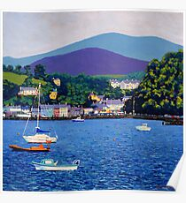 Bantry Bay, County Cork, Ireland Poster