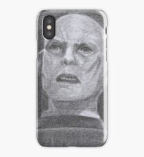 Lord voldemort harry potter iPhone Case/Skin