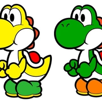 Gay Pride Yoshi by Swifty118247