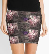 Beautiful Butterfly Mini Skirt