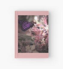 Beautiful Butterfly Hardcover Journal