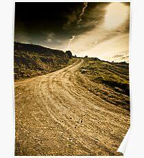 Camino Rural Poster