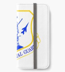 The Air National Guard (ANG) Crest iPhone Wallet/Case/Skin