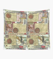 June,July & August Wall Tapestry