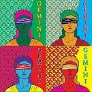 Gemini Pop Art by geminilegal
