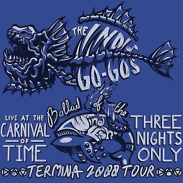 The Indigo-Gos by OldHermit