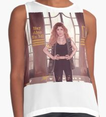 Miriam - There's Something In Me Contrast Tank