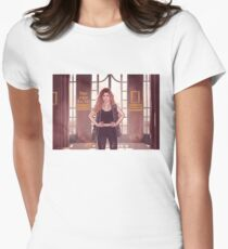Miriam - There's Something In Me Women's Fitted T-Shirt