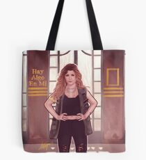 Miriam - There's Something In Me Tote Bag
