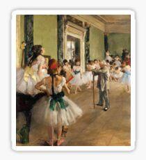 The Ballet Class Sticker