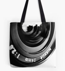 Nikkor 24mm f2.8 Tote Bag