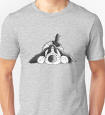Fluffy English Cocker Spaniel Unisex T-Shirt