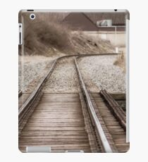 Grand Ledge Train Bridge iPad Case/Skin