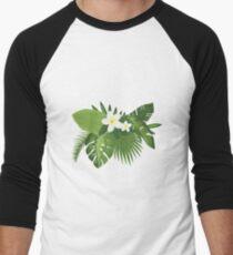 Summer  Design & illustration Men's Baseball ¾ T-Shirt