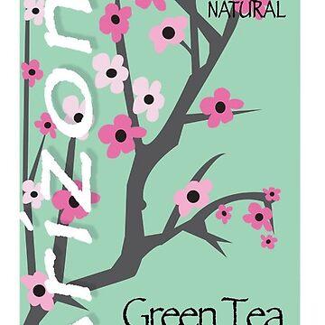 Arizona Green Tea Can by weissdocs