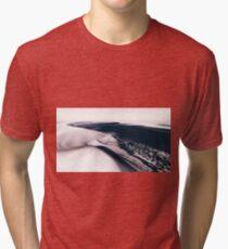 Mars - the Cold Planet Tri-blend T-Shirt