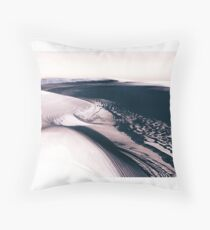 Mars - the Cold Planet Throw Pillow