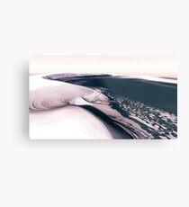 Mars - the Cold Planet Metal Print