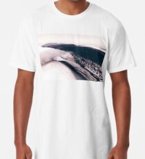 Mars - the Cold Planet Long T-Shirt