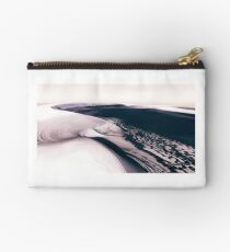 Mars - the Cold Planet Zipper Pouch