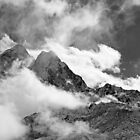 Himalayan Epic 2: Ama Dablam by Harry Oldmeadow
