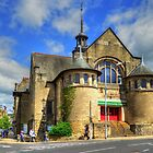 Hexham Community Church by Tom Gomez