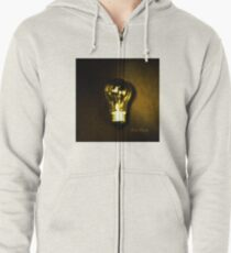 The Brightest Bulb in the Box Zipped Hoodie