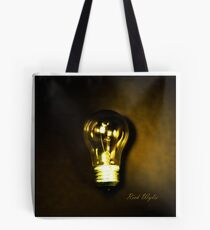 The Brightest Bulb in the Box Tote Bag