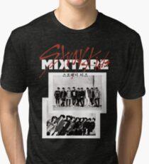 STRAY KIDS - MIXTAPE ALBUM Tri-blend T-Shirt
