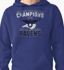 Tree Hill High School Basketball Champions Pullover Hoodie