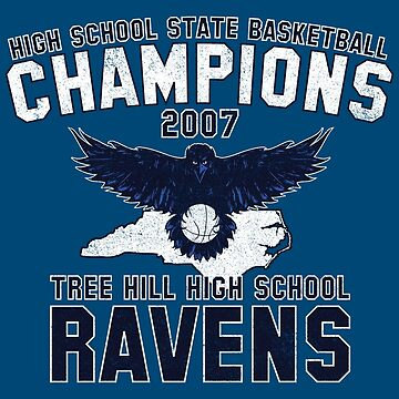 Tree Hill High School Basketball Champions by huckblade