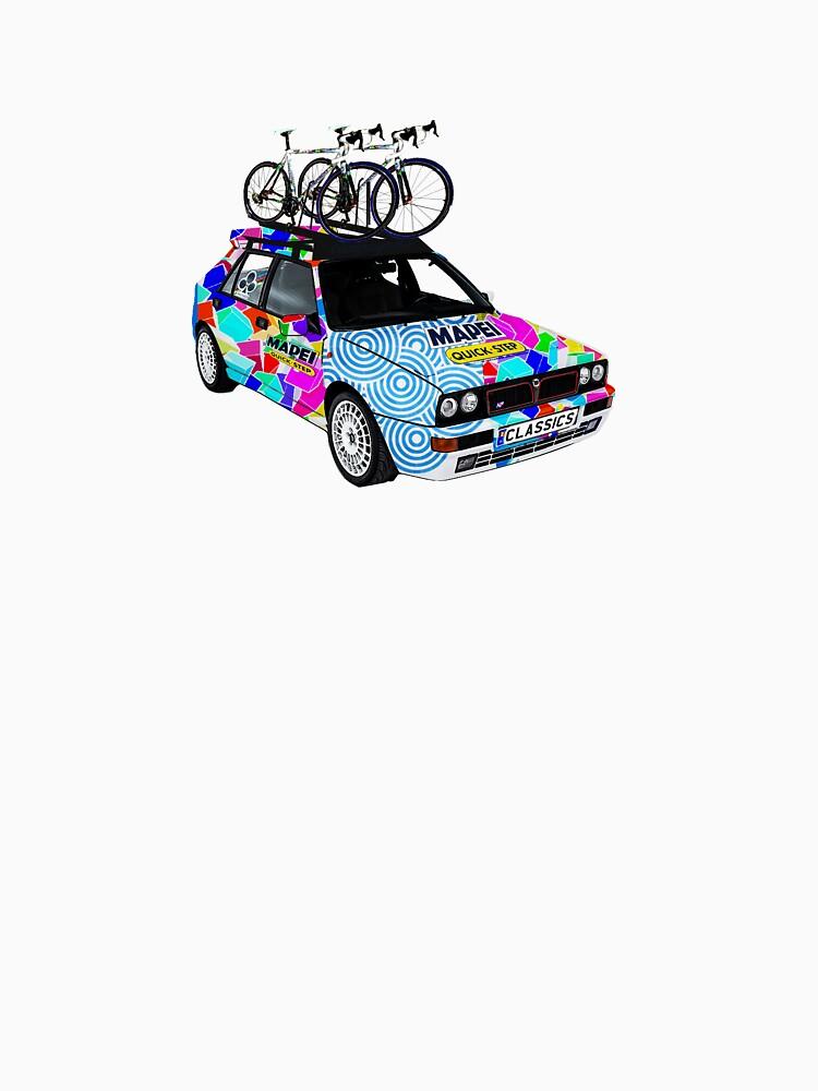 mapei  cobbled classics car by johnnyvu