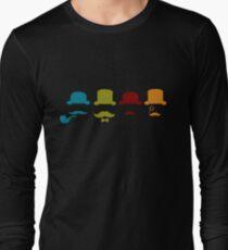Moneyrunner T-Shirt 4 Long Sleeve T-Shirt