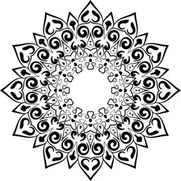 Three Mandalas by JC-Frost
